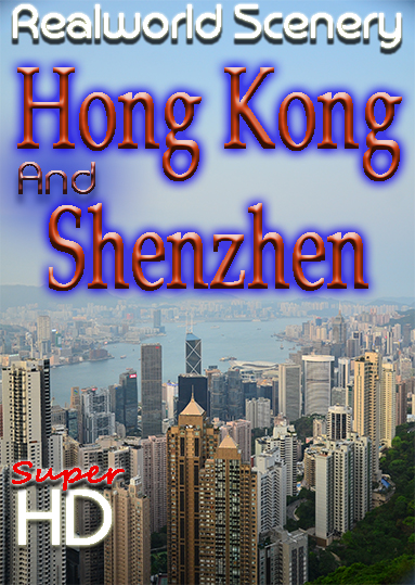 !Hong Kong and Shenzhenl product image large