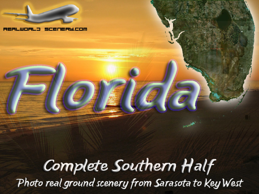 photo real scenery for FSX Microsoft flight simulator real